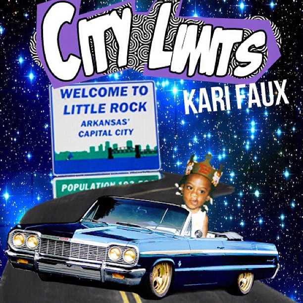 City Limits Cover Art