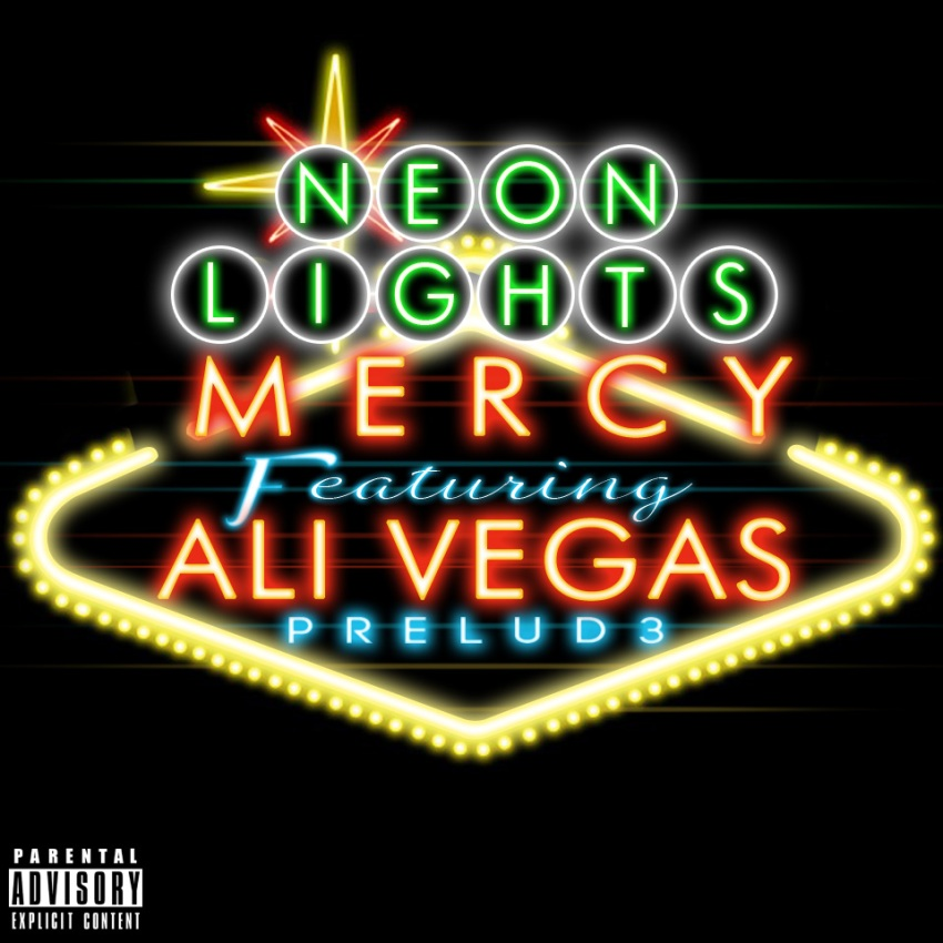 Neon Lights Single Art