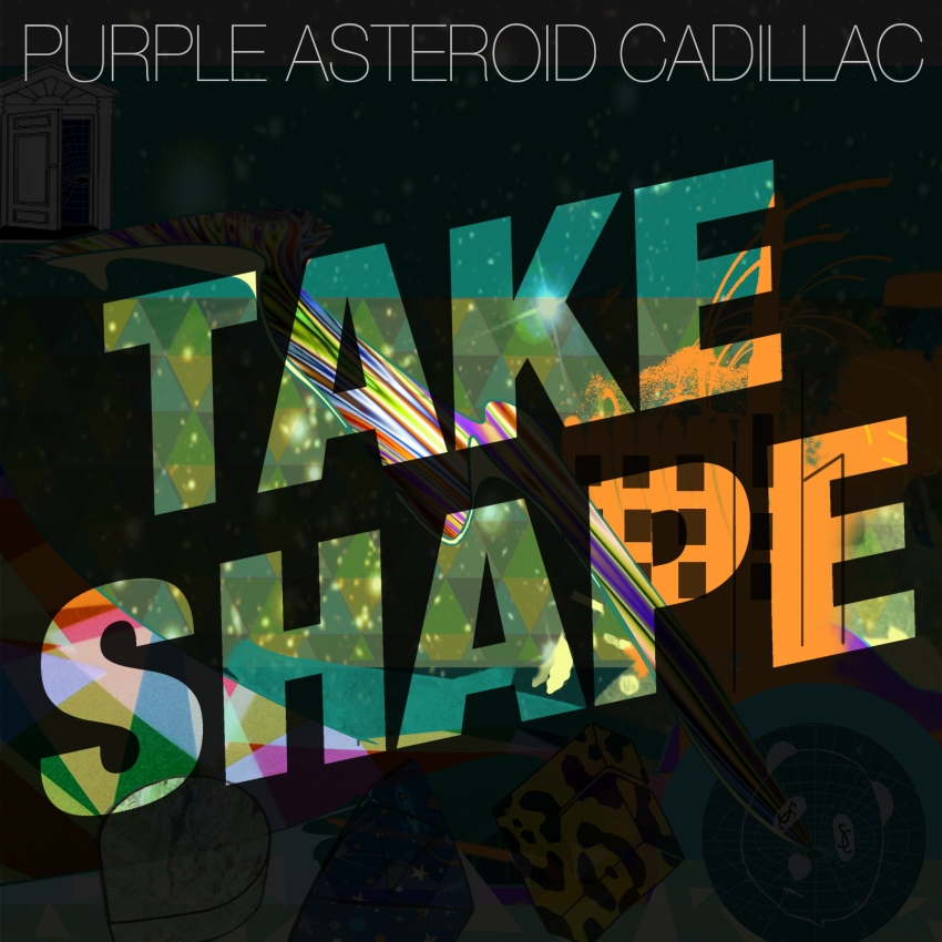 Take Shape Album Cover Art