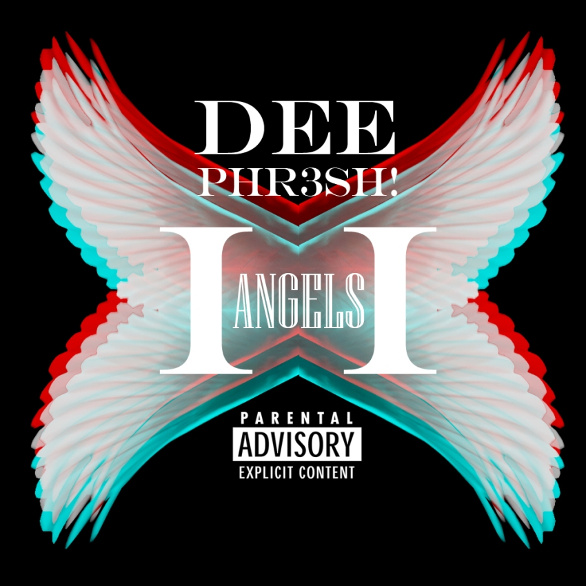 Angles II Single Art